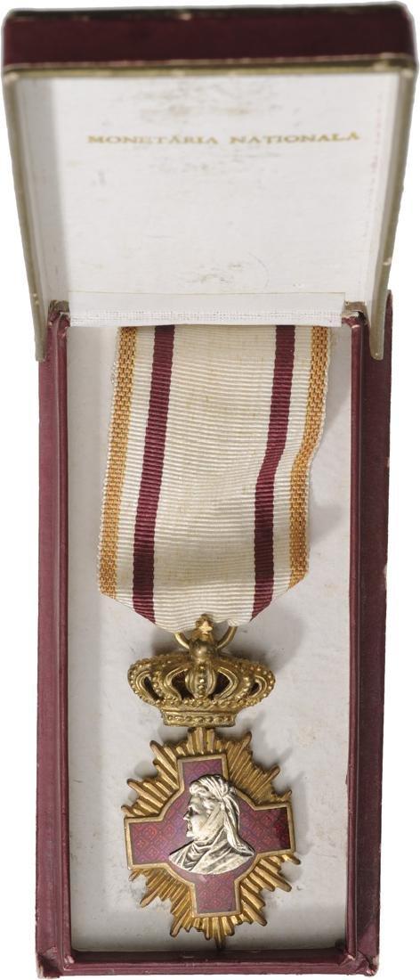 Sanitary Merit Medal, 3rd Class, 1913