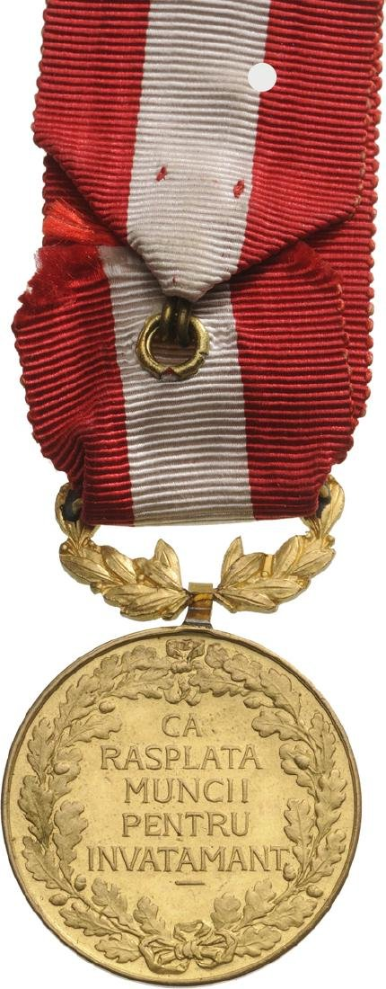Reward for Teaching Medal, 1st Class, Instituted on the - 2