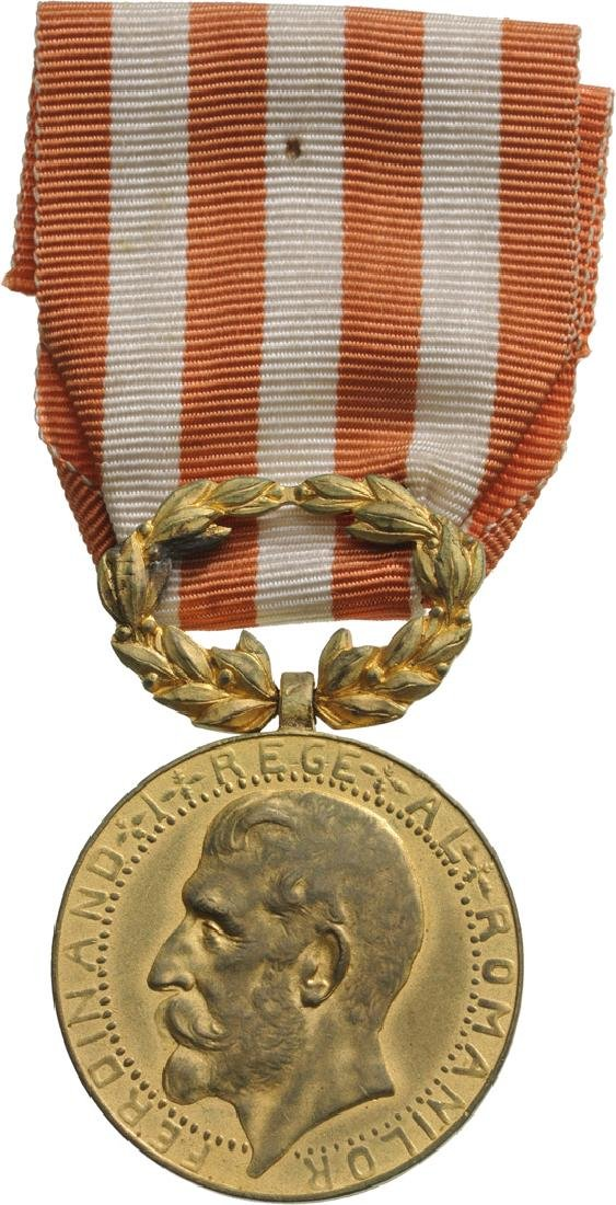 School Medal, 1st Class, instituted in 1923