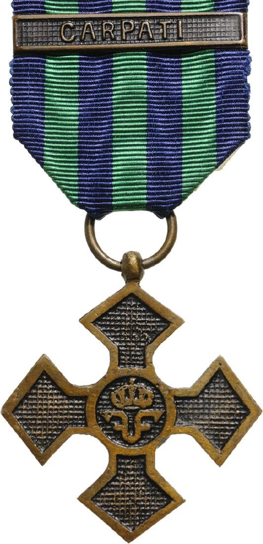 "The ""Commemorative Cross of the 1916-1918 War"", 1918"