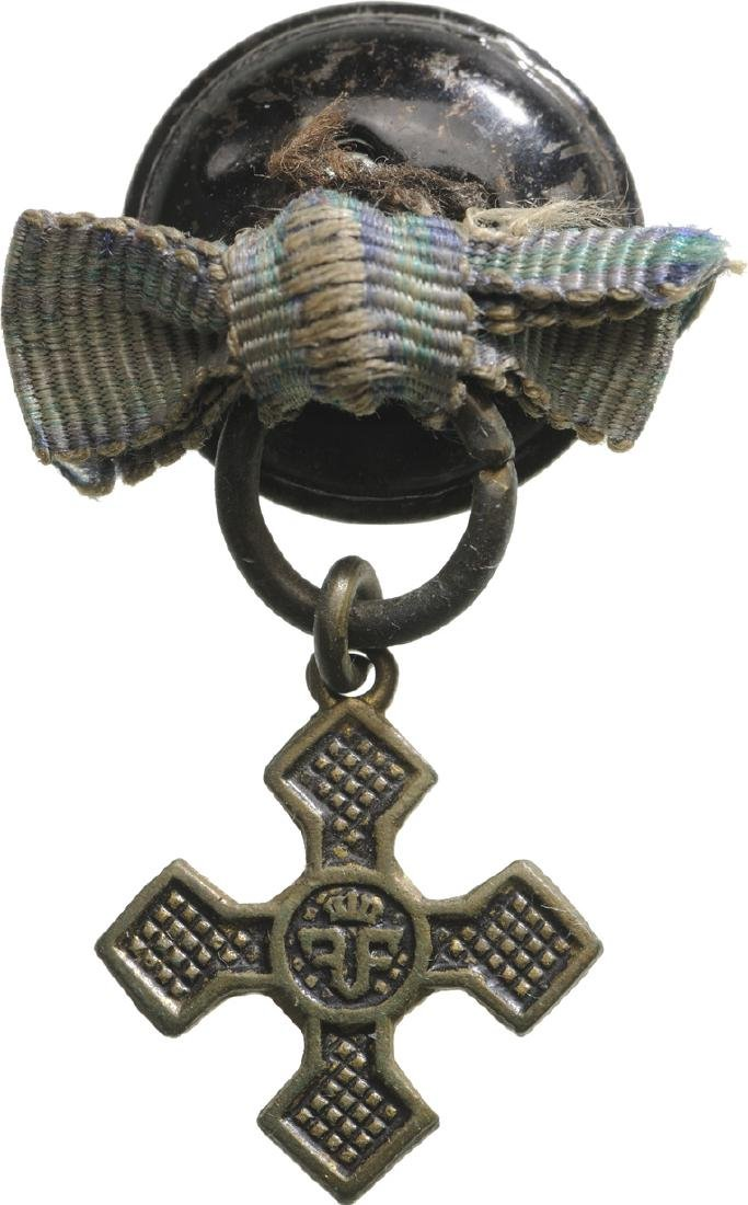 "The ""Commemorative Cross of the 1916-1918 War"""