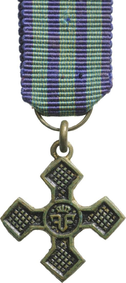 """The """"Commemorative Cross of the 1916-1918 War"""""""