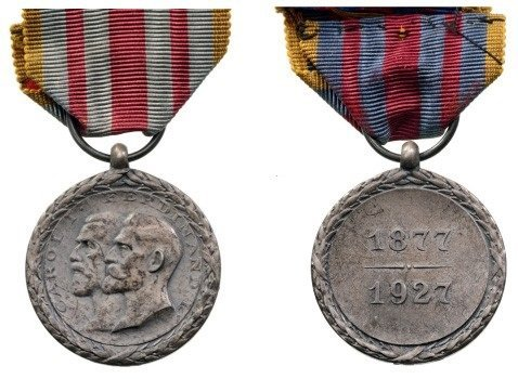 Jubilee Medal of the Independence War, instituted on