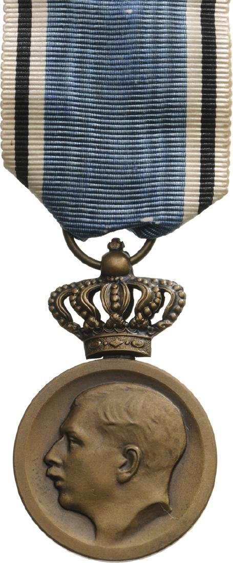 Medal in Rememberance of King Carol I,3rd Class,