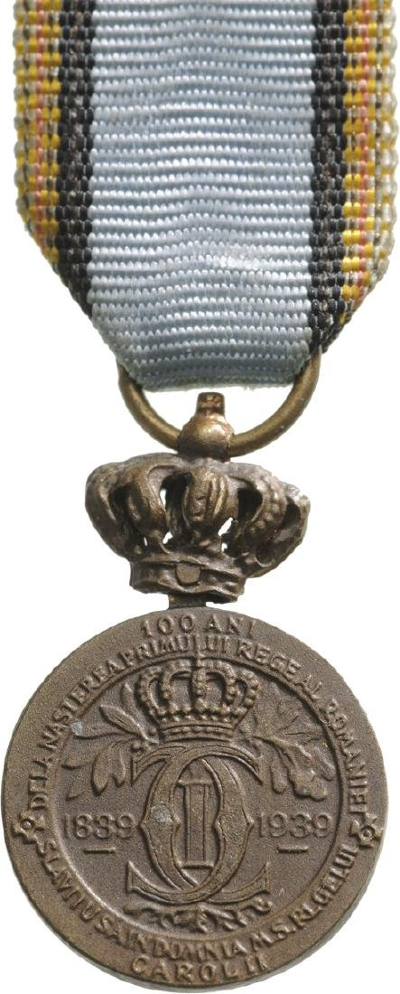 The Centennial Medal Miniature , instituted on 5th of