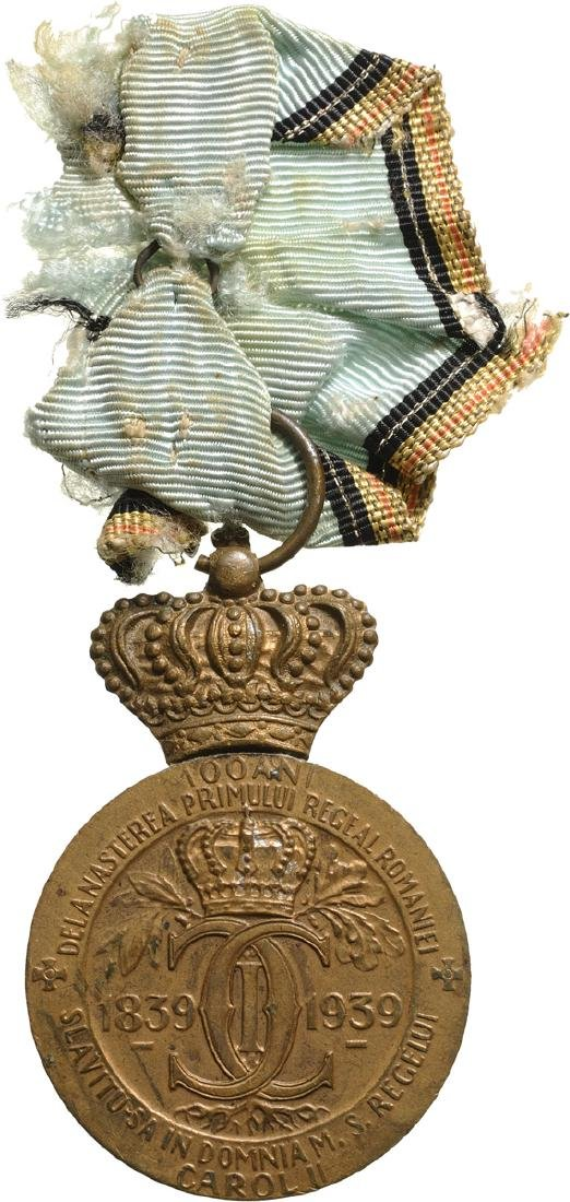 The Centennial Medal, instituted on 5th of May, 1939 - 2