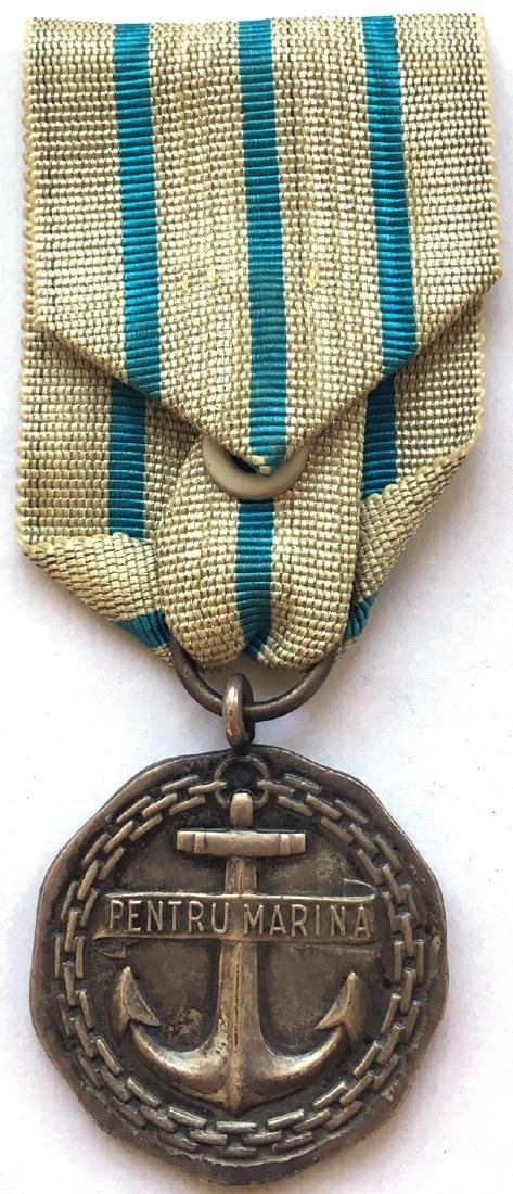 Maritime Virtue (1938), 2nd Model, 2nd Class, for - 2