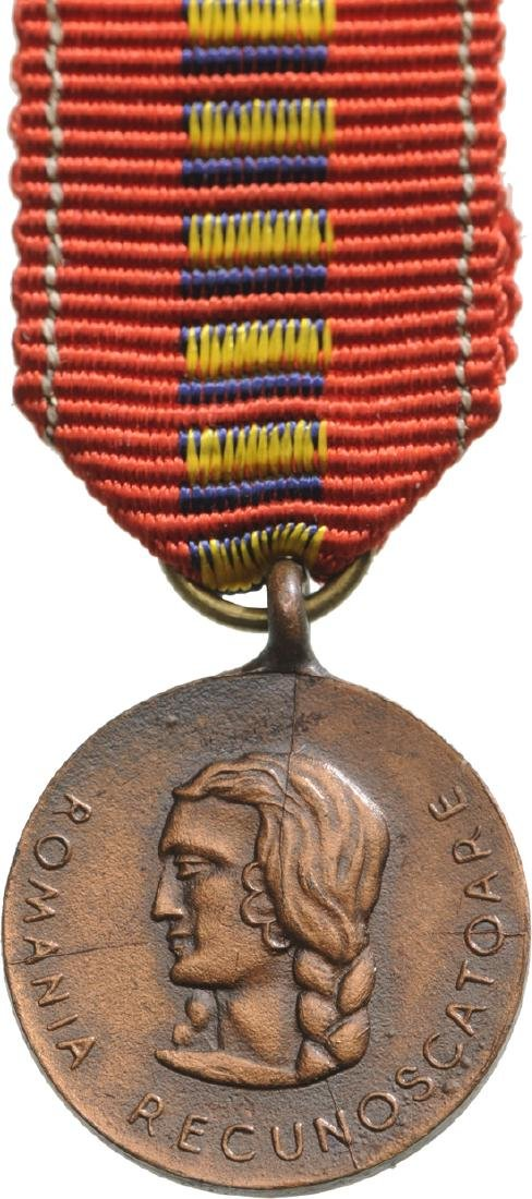 The Cruisade Against Communism Medal Miniature,