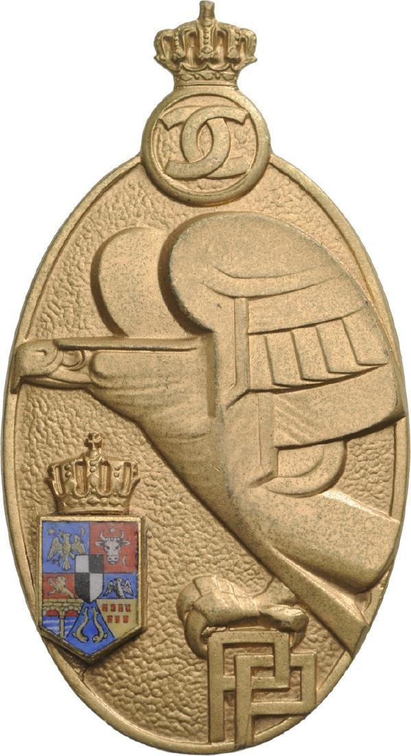 Premilitary Training Badge