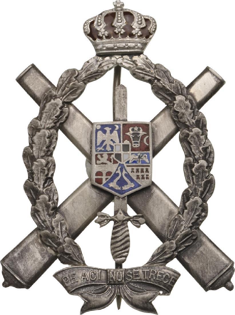 "Regimental Badge ""11th Artillery Regiment"""