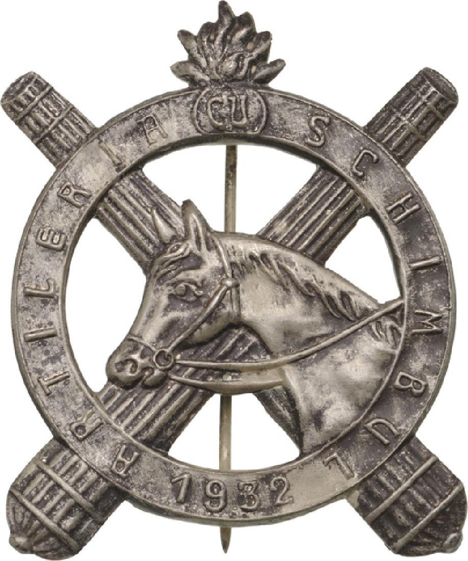 "Regimental Badge ""Part-Time Horse Artillery Regiment"""