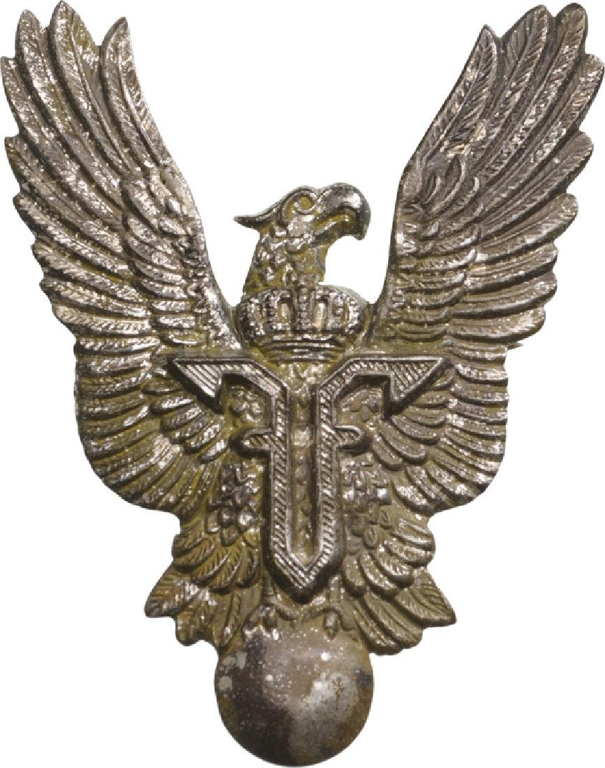 "Pilot Badge ""King Ferdinand I†Model, 1915"