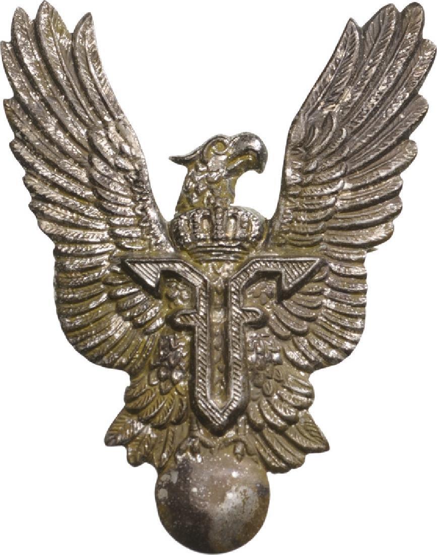 "Pilot Badge ""King Ferdinand I†Model, 1915"