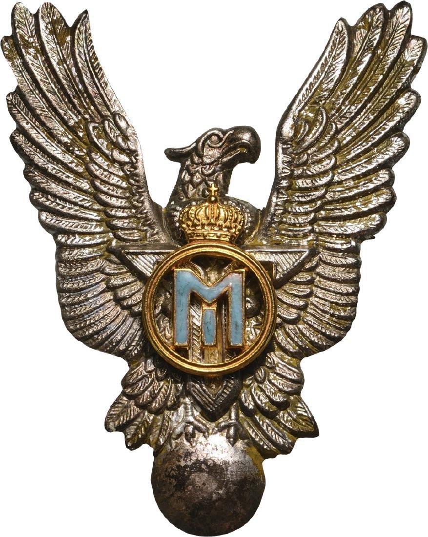 Pilot Badge, King Mihai I Model, Regency 1927-1930