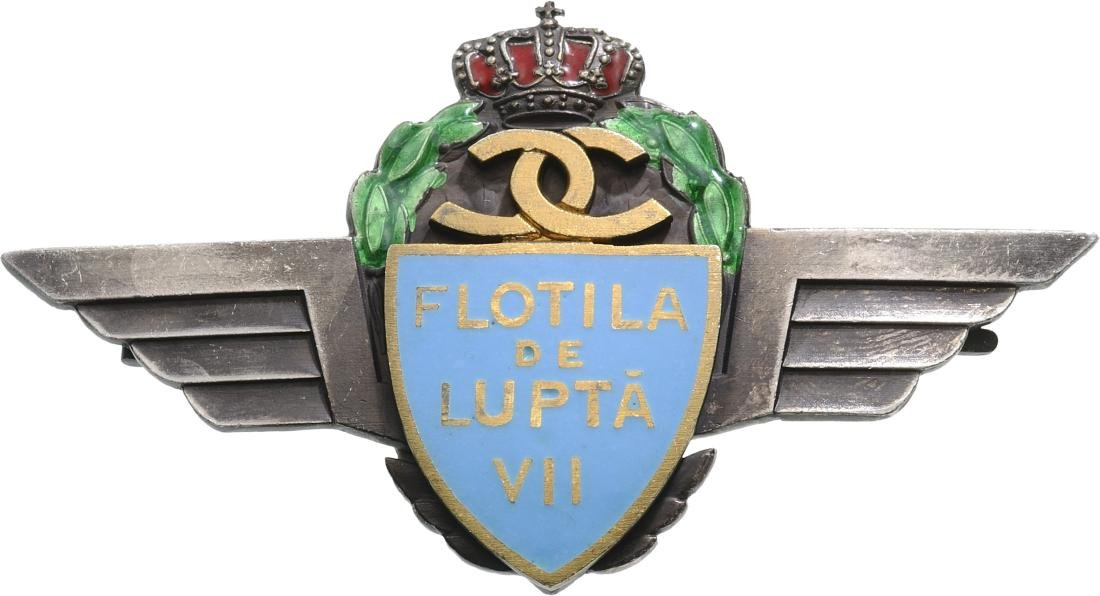 Regimental Badges MILITARY AIR FLOTILLA