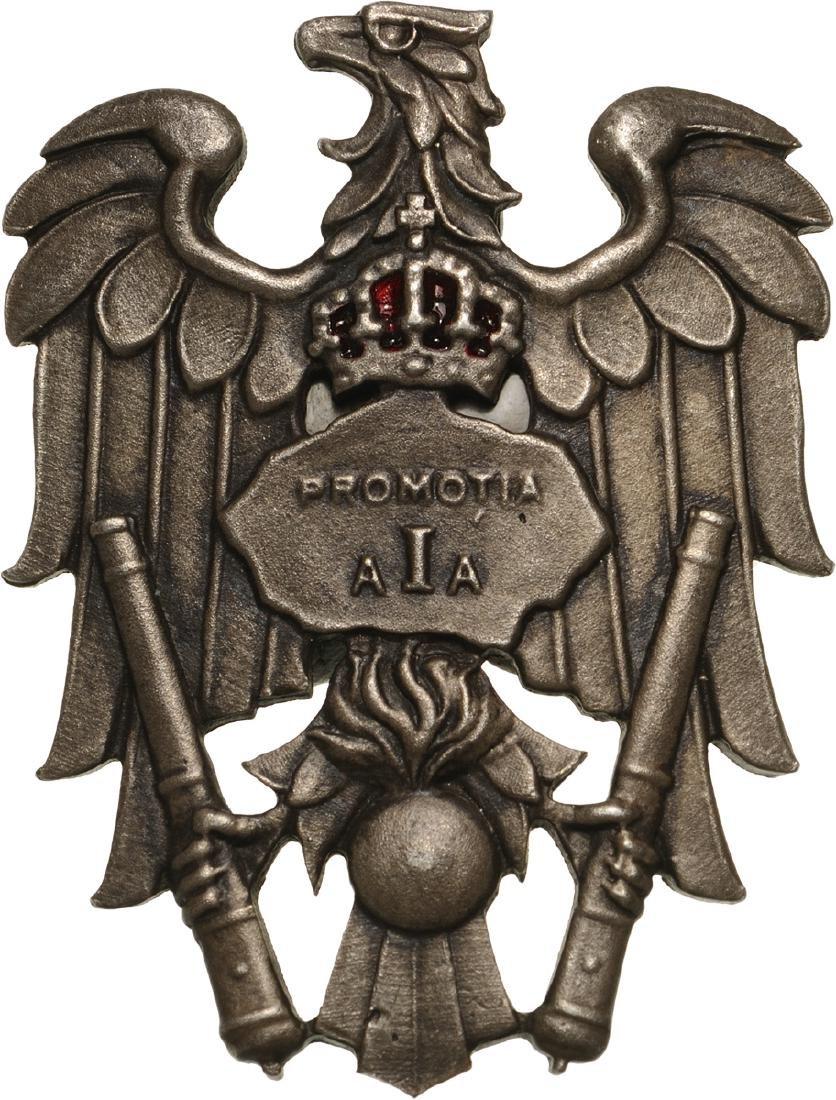 "REGIMENTAL BADGE OF THE ""1st ANTI-AIRCRAFT ARTILLERY "","