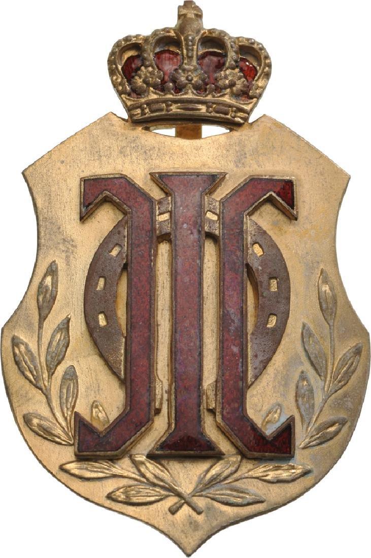 "Regimental Badge ""Cavalry Training Center - Great"