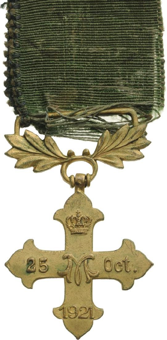 Mountain Troops Godfather Badge, 1921