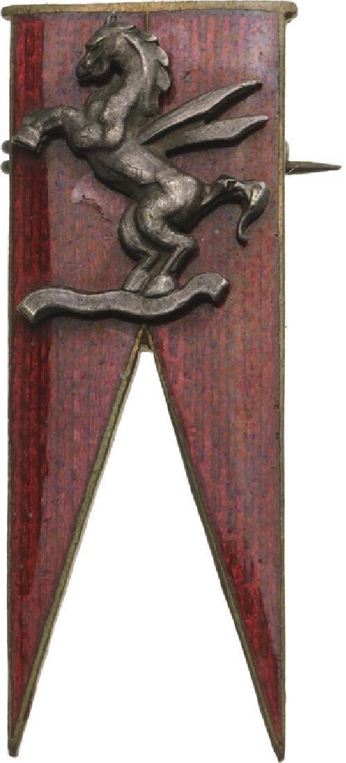 """Jeton of the """" Motorized Cavalry - Elite Cavalry"""""""