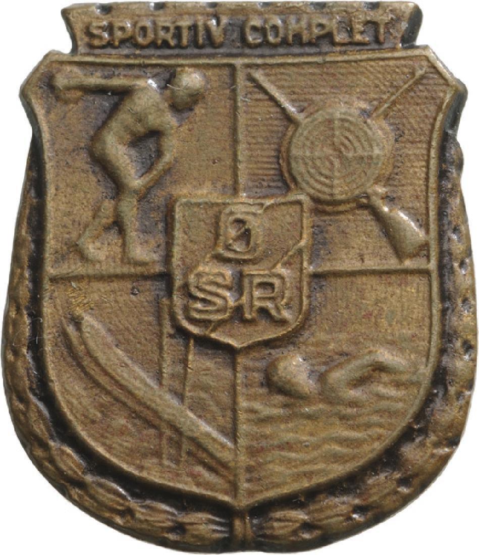 Sportsman Badge (Complete Sportsman), 3rd Class,