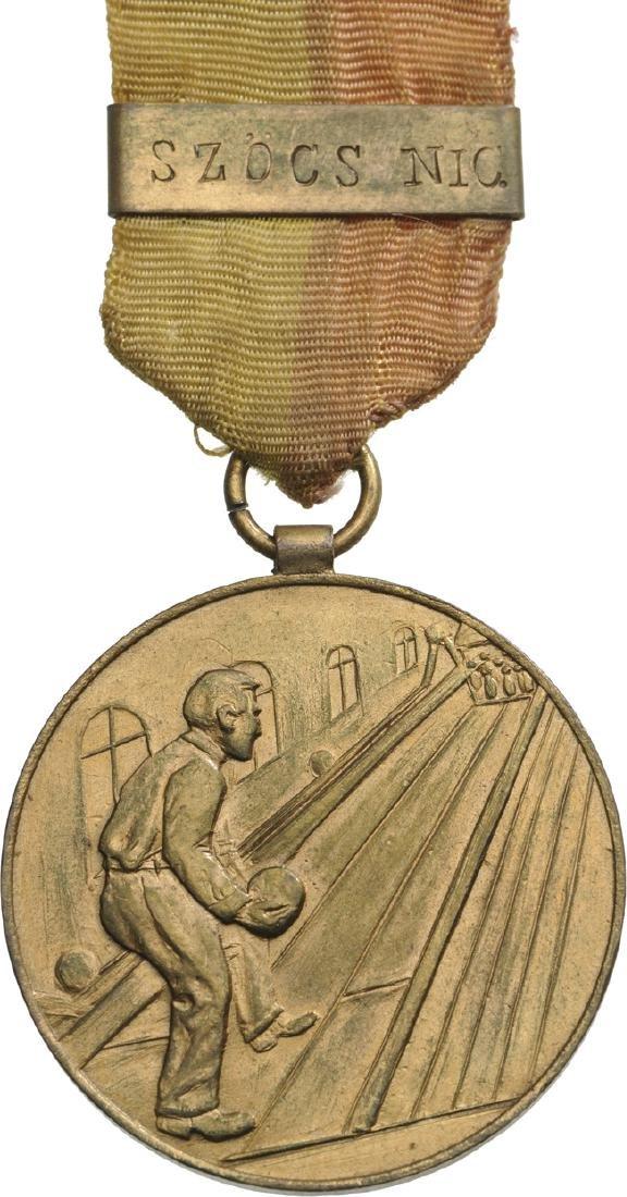 "Bowling Merit Medal, ""Staruinta"" Championship,"