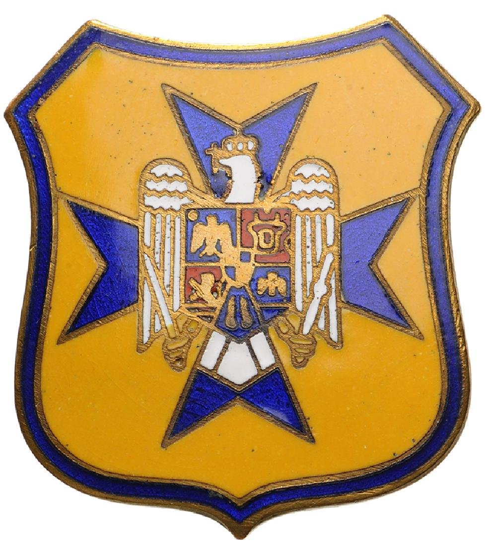 Country`s Guard Organization Badge, 2nd Model, after