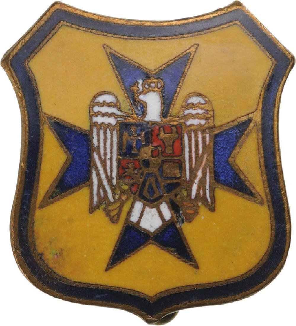 Country`s Guard Organization Badge, Miniature, 2nd