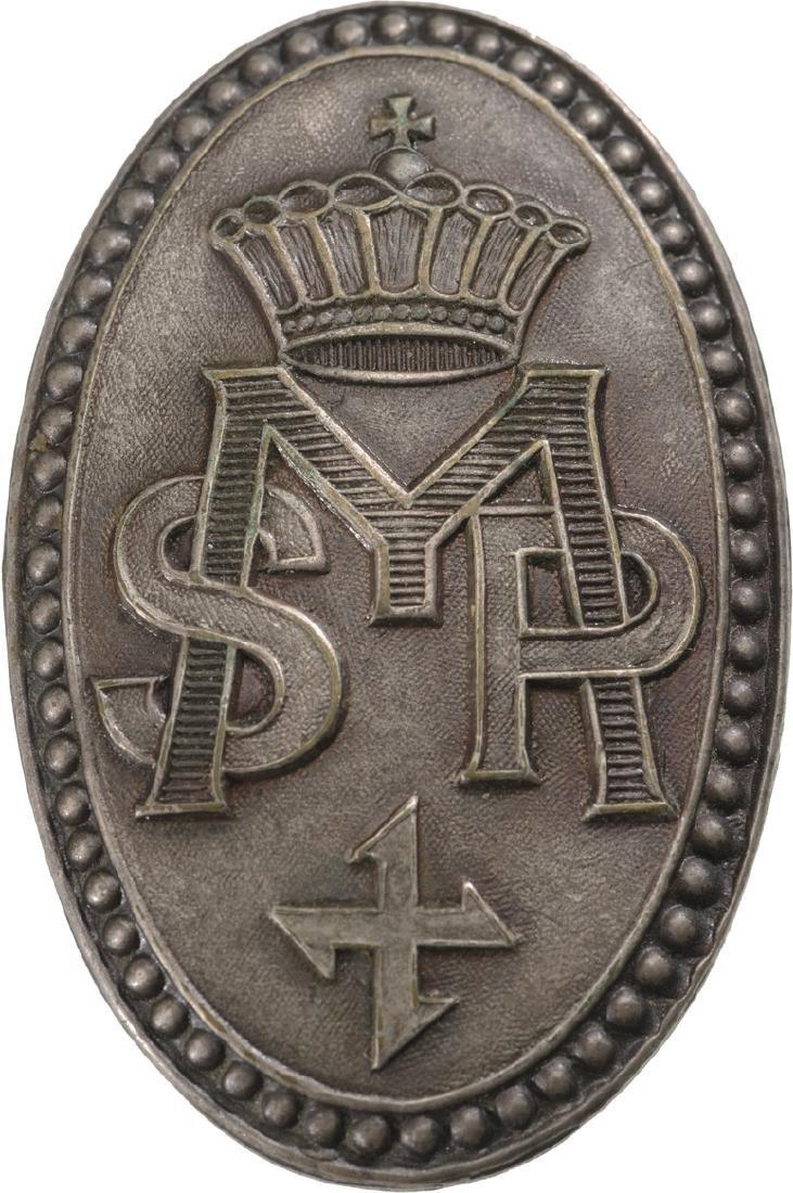 """Prince Mircea"" Society Badge"