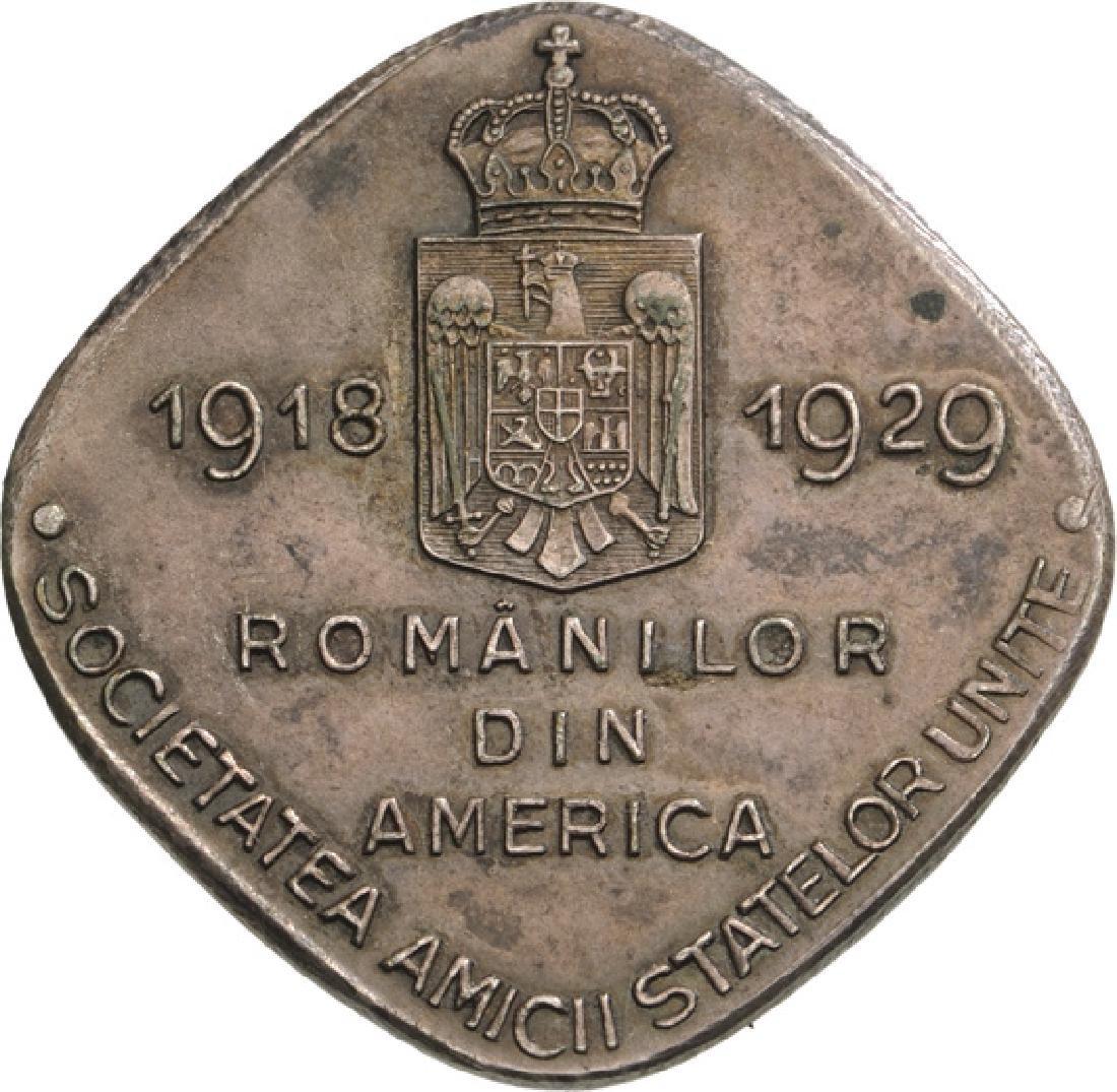 Society of Romanians of America, 1929