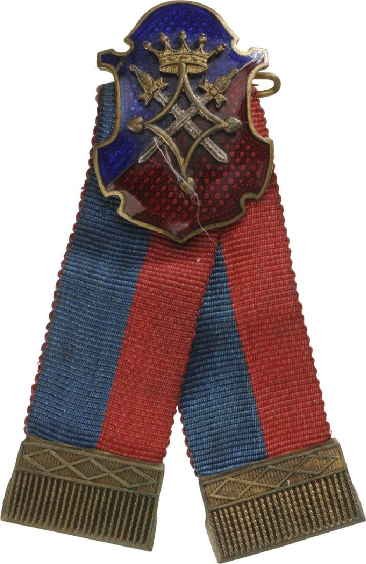 Kronstadt Badge