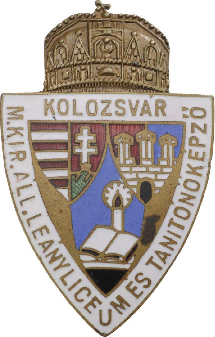 Klausenburg (Cluj Napoca) Girls Public High School