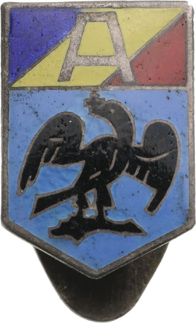 Referee Badge, King Carol II