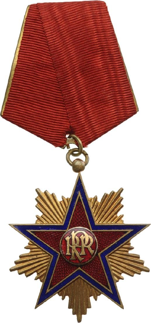 RPR - ORDER OF THE STAR OF ROMANIA, instituted in 1948 - 4