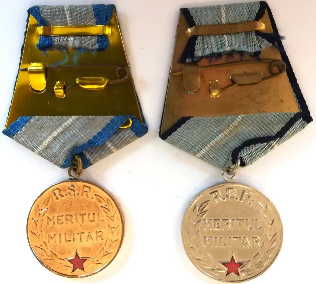 RSR - MEDAL OF MILITARY MERIT, 1966-1989 - 2