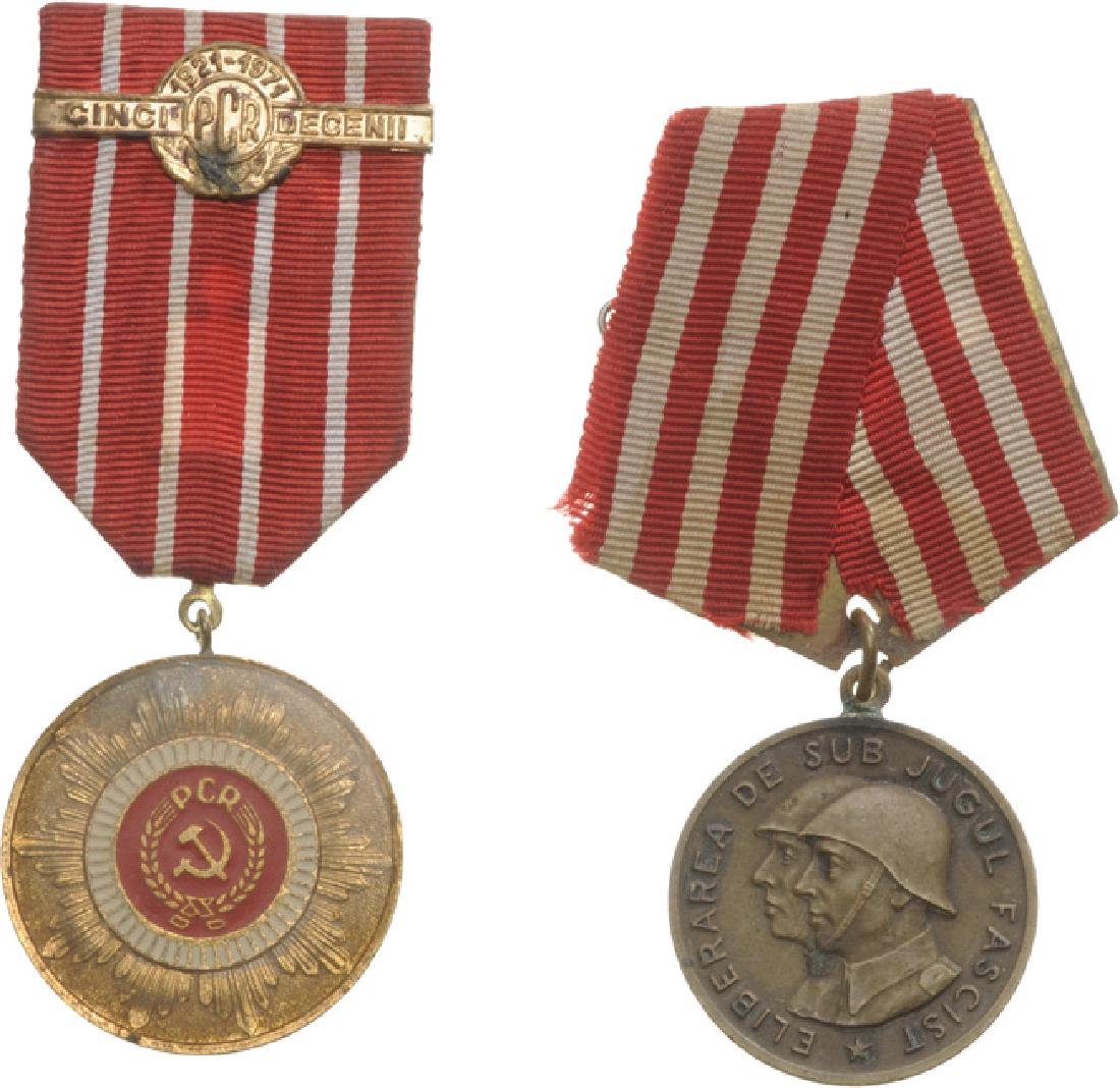 """RSR - ORDER """"23 AUGUST"""", instituted in 1959 - 4"""