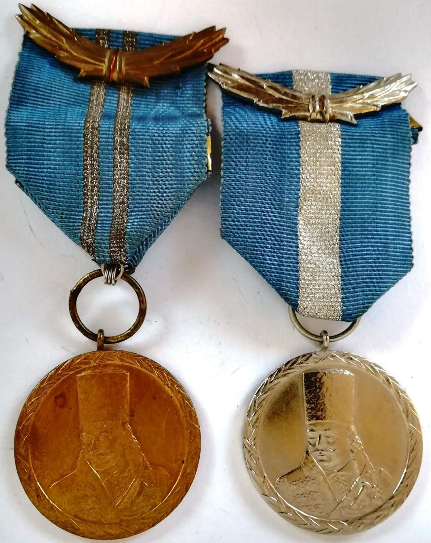 TUDOR VLADIMIRESCU MEDAL, instituted in 1966
