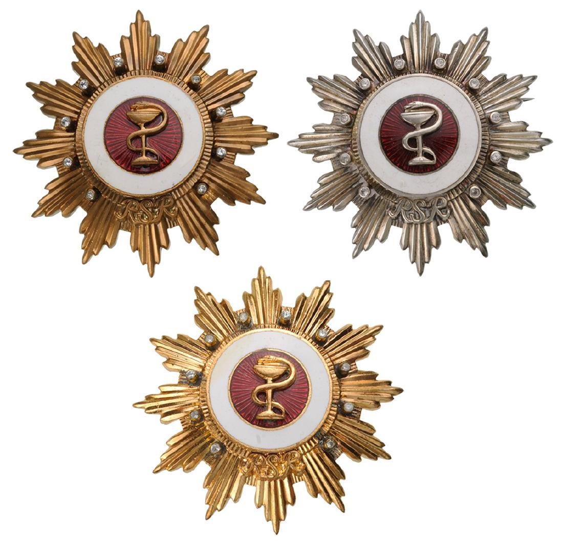 RSR - ORDER FOR SANITARY MERIT, instituted in  1969