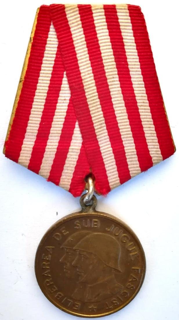 "RPR - MEDAL ""LIBERATION FROM THE FASCIST YOKE"","