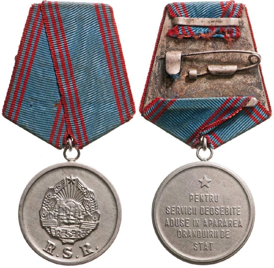 RSR - MEDAL FOR SPECIAL ACHIVEMENT IN THE DEFENSE OF