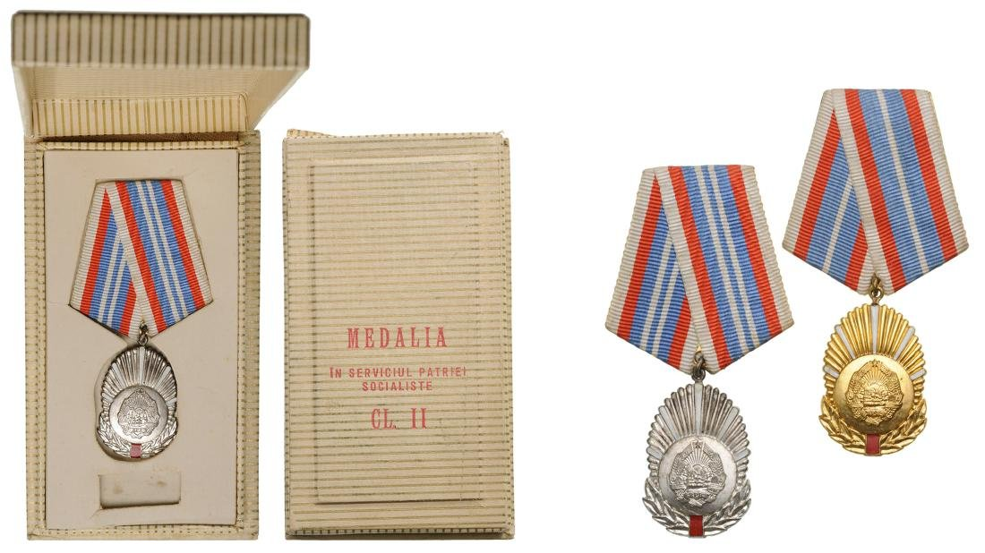 """RPR - MEDAL """"IN SERVICE OF THE FATHERLAND"""", instituted"""