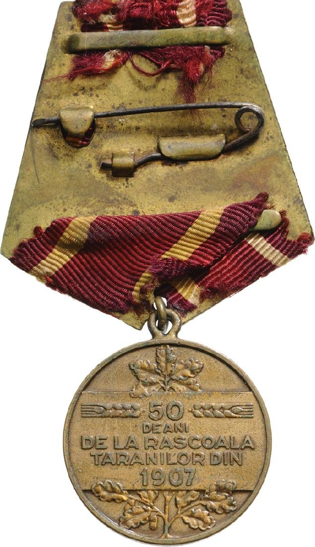 RPR - MEDAL TO COMMEMORATION 50 YEARS FROM THE PEASANTS - 2