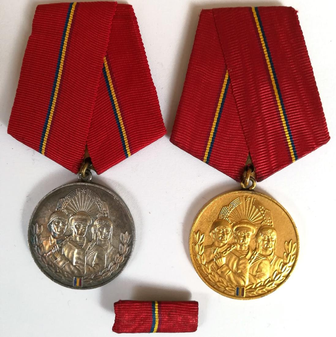 RSR - MEDAL FOR SOLDIER`S VIRTUE, instituted in 1959