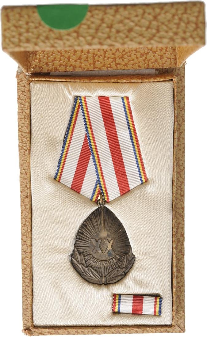 RPR -MEDAL FOR THE 20th ANNIVERSARY OF THE LIBERATION