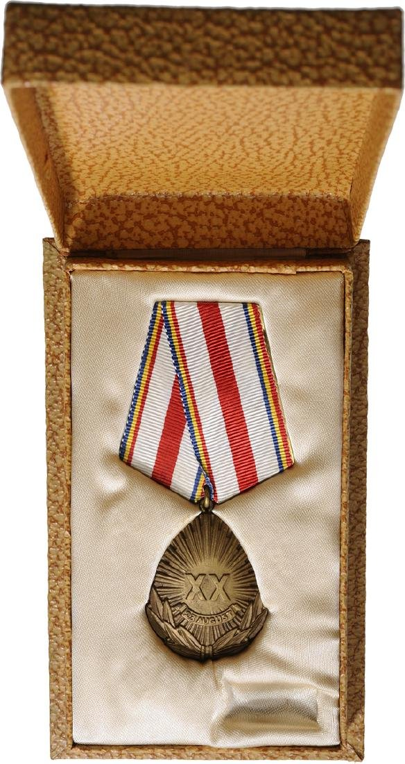 RPR - MEDAL FOR THE 20th ANNIVERSARY OF THE LIBERATION