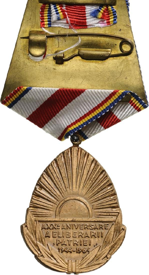 RPR - MEDAL FOR THE 20th ANNIVERSARY OF THE LIBERATION - 2