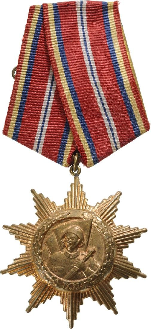 MEDAL OF THE XXth ANNIVERSARY OF THE FORMATION OF THE