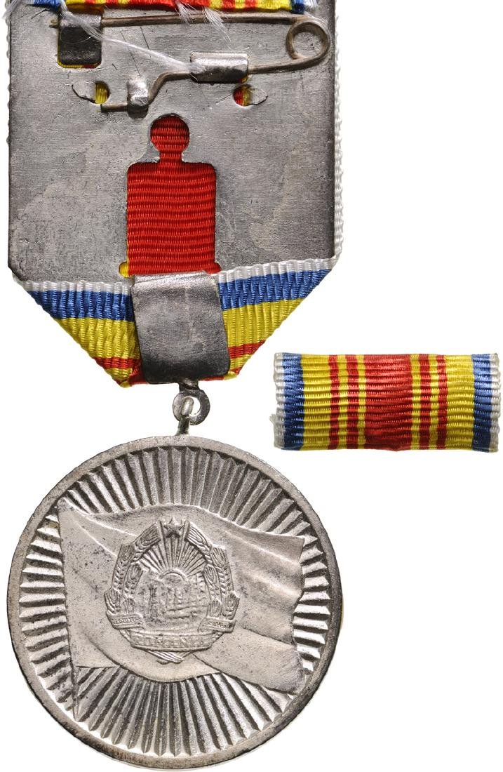 MEDAL OF THE 25th ANNIVERSARY OF THE REPUBLIC, - 2