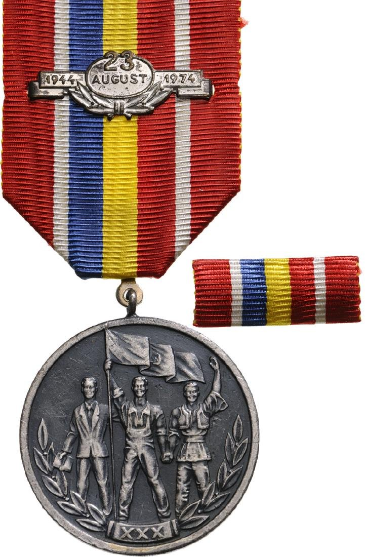 MEDAL OF THE 30TH ANNIVERSARY OF THE LIBERATION FROM