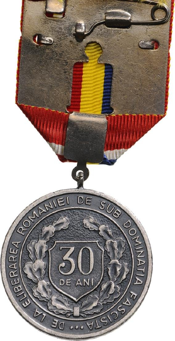 MEDAL OF THE 30TH ANNIVERSARY OF THE LIBERATION FROM - 2