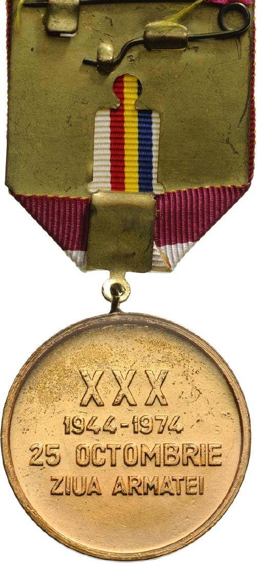MEDAL OF THE 30th ANNIVERSARY OF THE FORMATION OF THE - 2